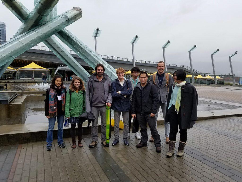ZarLab in Vancouver!
